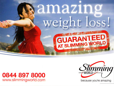 Slimming World Bernays Memorial Hall: slimming world slimming world
